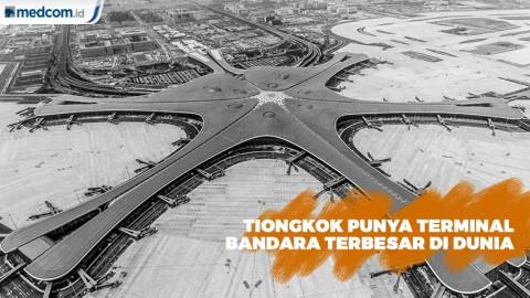 Mengenal Terminal Bandara Terbesar di Dunia