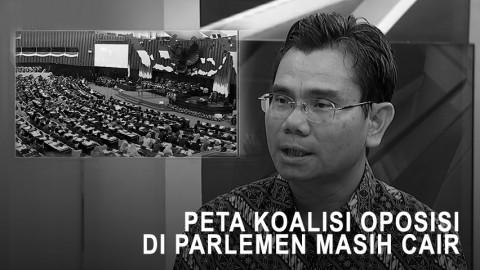 Highlight Primetime News - Peta Koalisi Oposisi di Parlemen Masih Cair