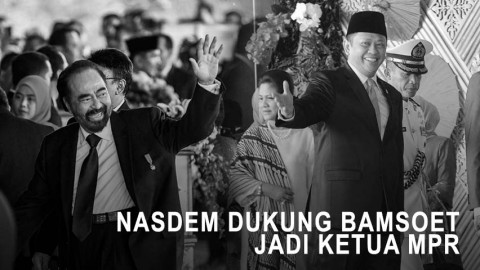 NasDem Dukung Bambang Soesatyo Jadi Ketua MPR