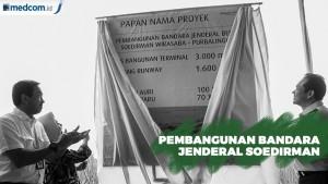 Pembangunan Bandara Jenderal Soedirman Dilakukan Bertahap