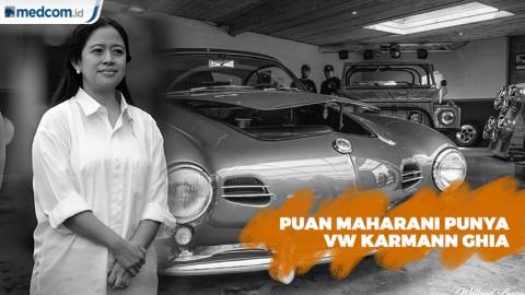 VW Karmann Ghia, Koleksi Mobil Klasik Puan Maharani