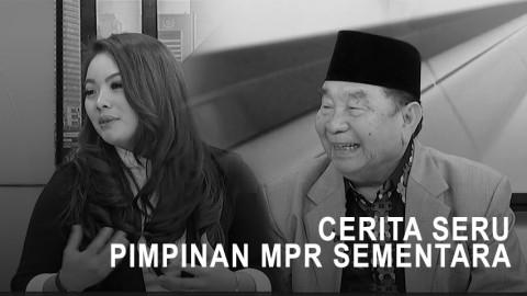 Highlight Prime Talk - Cerita Seru Pimpinan MPR Sementara