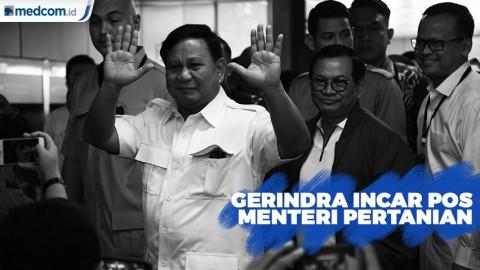 Gerindra Tak Mau Paksa Jokowi Berikan Jatah Menteri