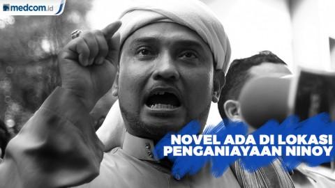 Kasus Ninoy Karundeng, Polisi akan Periksa Novel Bamukmin