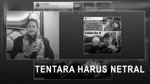 Highlight Primetime News - Tentara Harus Netral
