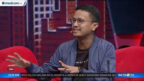Kata Faldo Maldini Soal Isu Pindah ke PSI