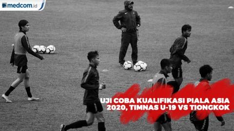 Timnas Indonesia U-19 akan Uji Coba Melawan Tiongkok