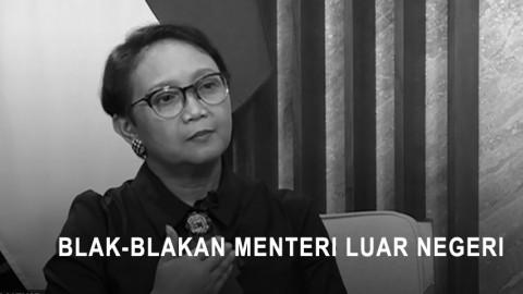 Highlight Primetime News - Blak-Blakan Menlu Retno Marsudi