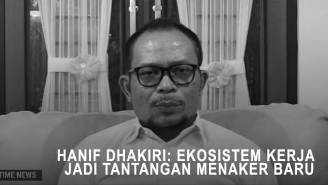Highlight Primetime News - Hanif Dhakiri: Perbaikan Ekosistem Kerja Jadi Tantangan Menaker Baru