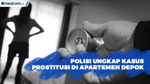 Polisi Ungkap Kasus Prostitusi di Apartemen Depok