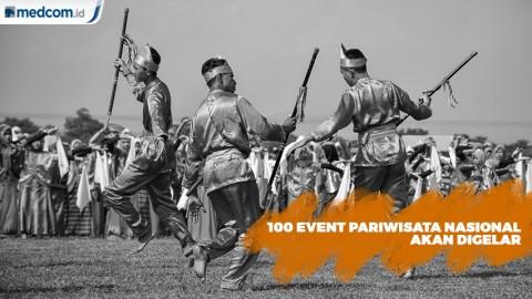 Ikuti 100 Event Pariwisata Nasional