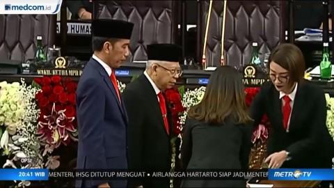 Highlight Opsi - Jokowi dan Tantangan Politik ke Depan