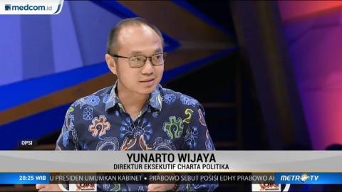 Jokowi Harus Tegas Agar Koalisi Besar Tak Jadi Beban
