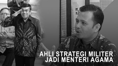 Highlight Prime Talk - Ahli Strategi Militer Jadi Menteri Agama