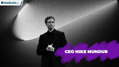 Mark Parker Mundur Sebagai CEO Nike