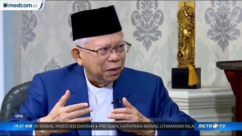 Kunci Harmonis Jokowi - Maruf Amin