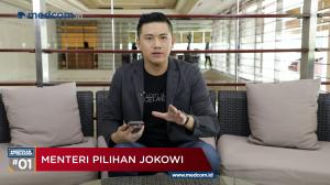 Menteri Pilihan Jokowi hingga Komentar Kocak Warganet Dengar Nia Ramadhani tak Bisa Kupas Salak