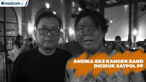 Nge-Prank, Andika eks Kangen Band Diciduk Satpol PP?