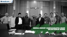 Media Group - Jawaharatul Madi Kerja Sama Pengadaan Makan Jemaah Haji