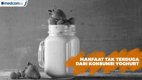 Manfaat Tak Terduga dari Konsumsi Yoghurt