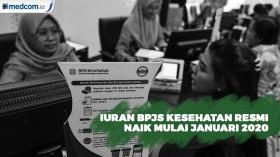 Iuran BPJS Kesehatan Resmi Naik, Berikut Besaran Tarifnya