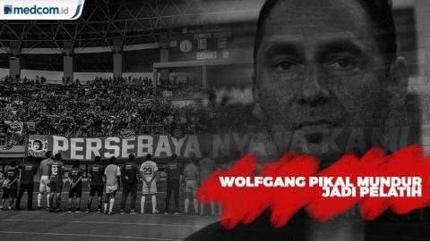 Pelatih Persebaya Surabaya Mengundurkan Diri