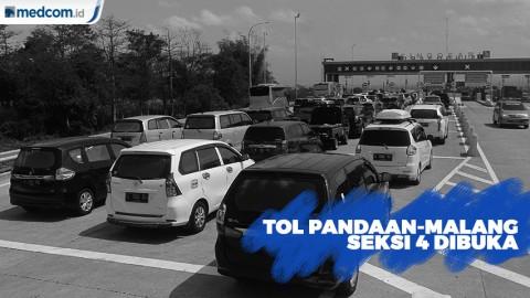Dibuka Gratis Tol Pandaan-Malang Seksi 4