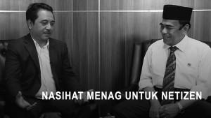 Nasihat Menag untuk Netizen