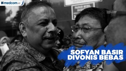 Dakwaan Tak Terbukti, Sofyan Basir Divonis Bebas
