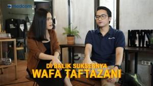 Di balik Suksesnya Wafa Taftazani, Co-Founder Modal Rakyat