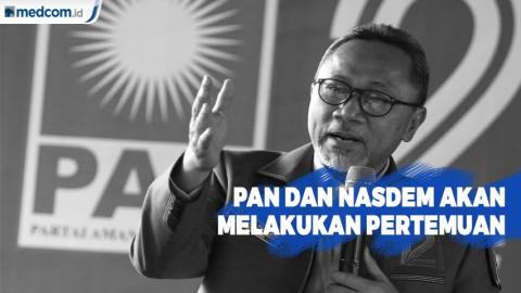 PAN dan NasDem akan Melakukan Pertemuan