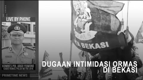Highlight Primetime News - Polisi Usut Dugaan Intimidasi Ormas di Bekasi