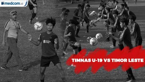 Prediksi Timnas U-19 Kontra Timor Leste