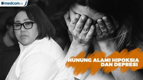 Selain Depresi, Nunung Ternyata Sempat Terserang Hipoksia