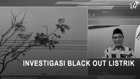 Highlight Primetime News -  Investigasi Black Out Listrik