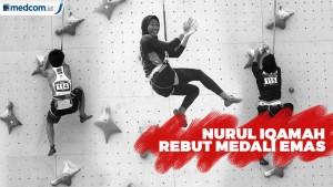 Nurul Iqamah Sabet Medali Emas