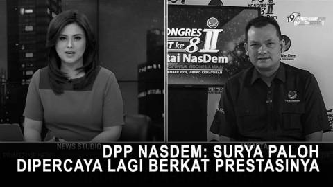Highlight Primetime News - DPP NasDem: Surya Paloh Dipercaya Lagi Berkat Prestasinya