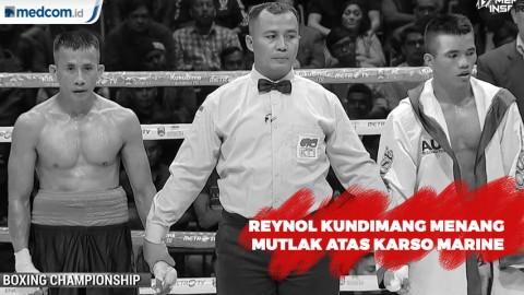 Reynol Kundimang Menang Mutlak atas Karso Marine