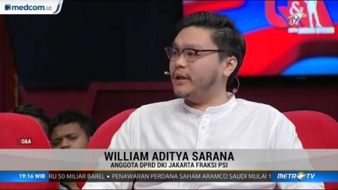 Unggah Kejanggalan APBD DKI, PSI Bantah Cari Sensasi