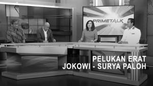 Highlight Prime Talk - Pelukan Erat Jokowi - Surya Paloh (1)