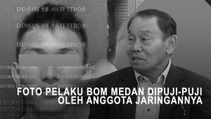 Highlight Prime Talk - Foto Pelaku Bom di Polres Medan Dipuji-puji Oleh Anggota Jaringannya