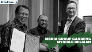 Media Group Gandeng Mydible Belgian Untuk Genjot Bisnis Pangan,