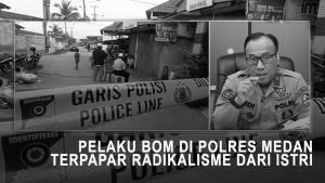 Highlight Primetime News - Pelaku Bom di Polres Medan Terpapar Radikalisme Dari Istri