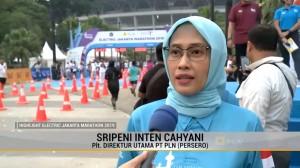 Electric Jakarta Marathon 2019 (Part 2)