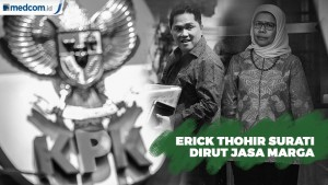 Erick Thohir Surati Dirut Jasa Marga Penuhi Panggilan KPK