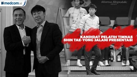 Shin Tae-Yong Telah Menganalisis 4 Pertandingan Skuad Garuda