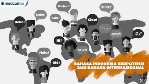 Ini Syarat Bahasa Indonesia Jadi Bahasa Internasional