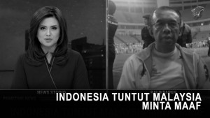 Highlight Primetime News - Layangkan Nota Protes, Indonesia Tuntut Malaysia Minta Maaf