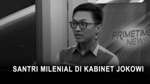 Highlight Primetime News - Santri Milenial di Kabinet Jokowi