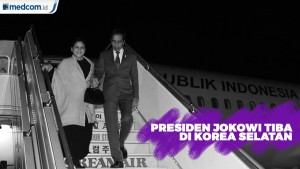 Jokowi akan Bertemu Ilmuwan dan Peneliti Muda RI di Korsel